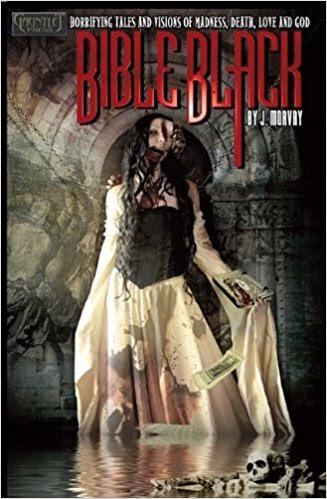 Bible Black Comic Cover