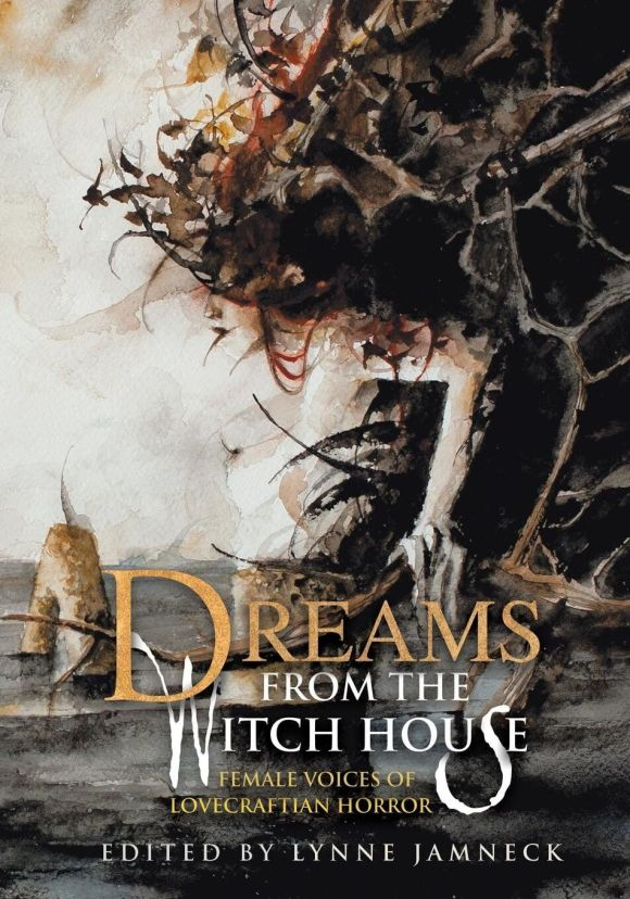 Dreams From the Witch House book cover(2016)