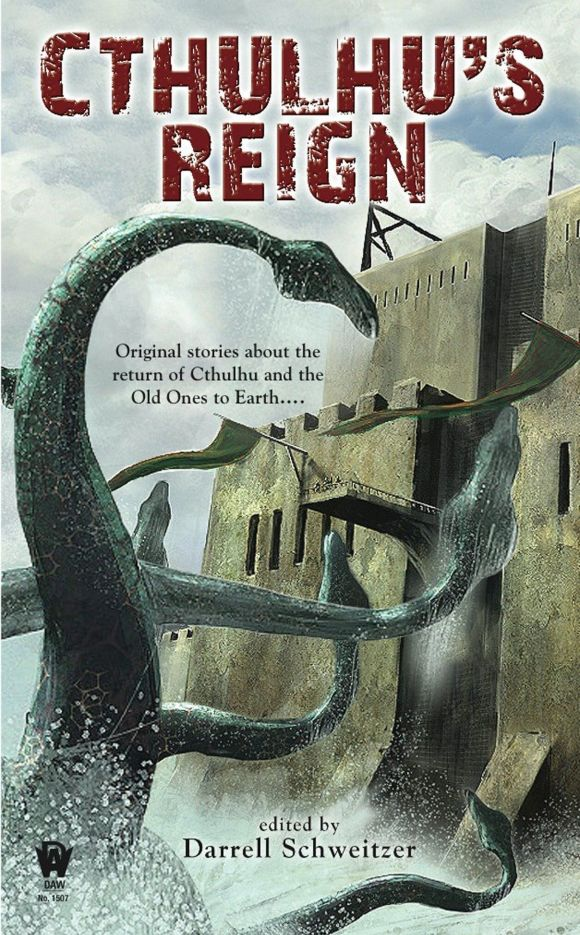 Cthulhu's Reign book cover(2010)