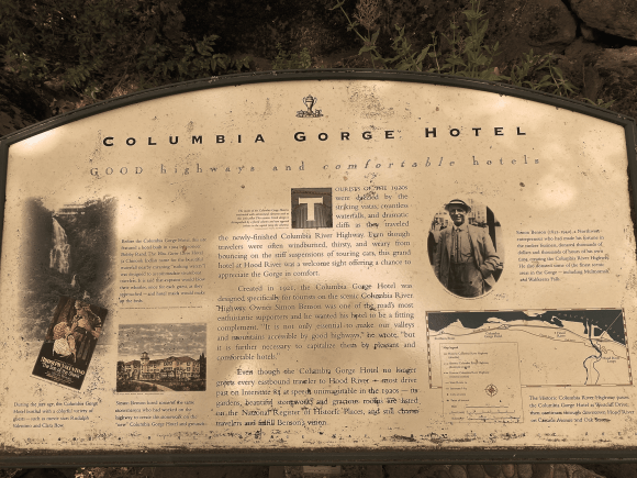 Columbia Gorge Hotel Information Guide