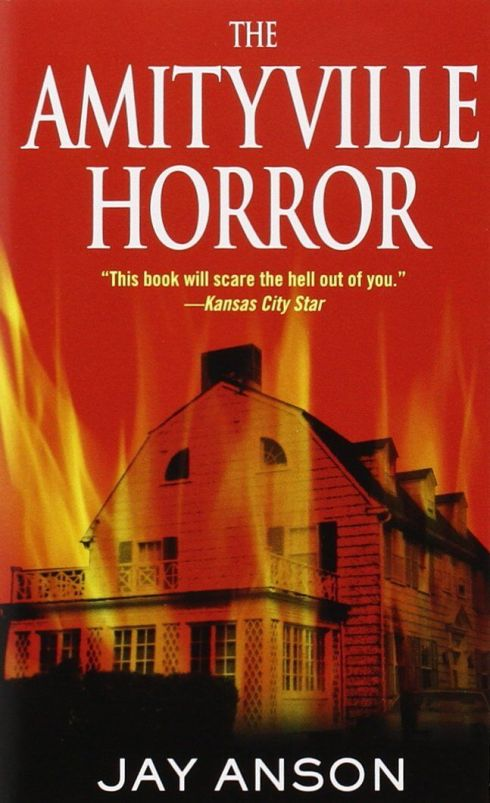 The Amityville Horror book cover
