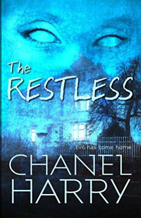 The Restless Book Cover