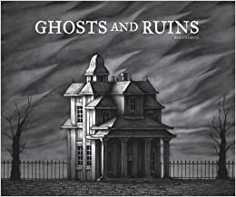 Ghosts and Ruin Avant Garde Horror Cover