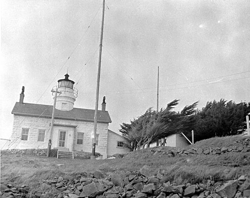 Battery Point Haunted Lighthouse