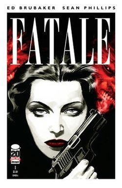 Fatale Supernatural Horror Comic Cover