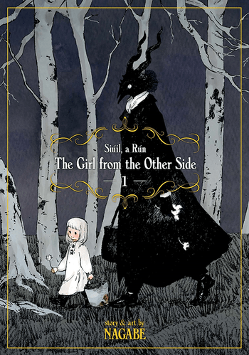 Girl From the Other Side supernatural horror comic