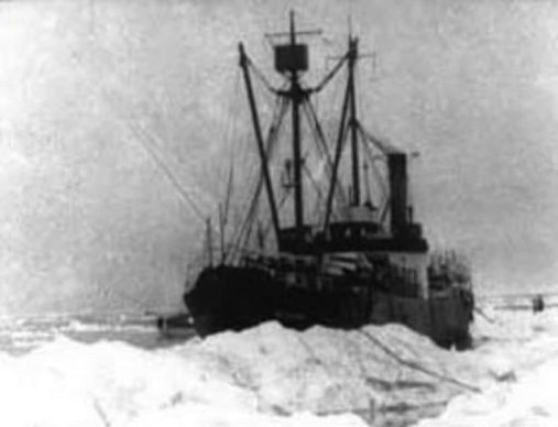 SS Baychimo Ghost Ship