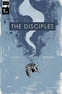 The Disciples horror comic cover