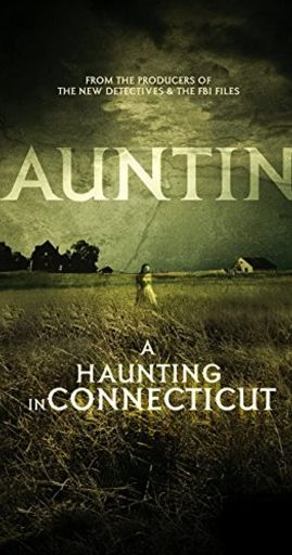 A Haunting in Connecticut 2002 documentary poster