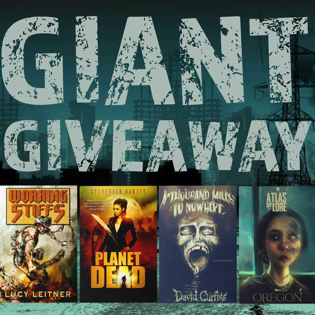 Horror Book Giveaway