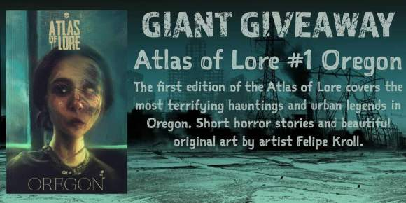 Giant Horror Book Giveaway