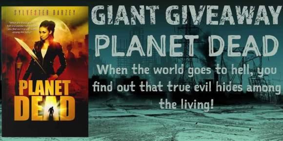 Planet Dead Book Cover