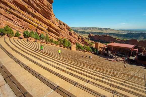 redrocks theatre Colorado