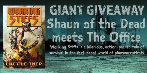 Working Stiffs Book Cover