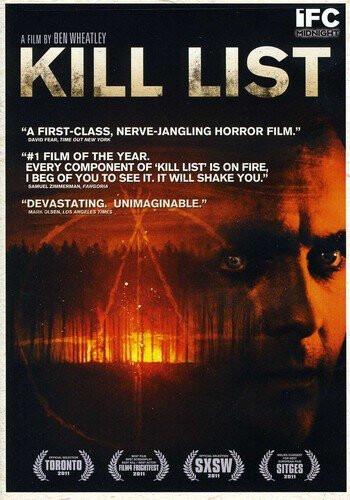 Kill List cover