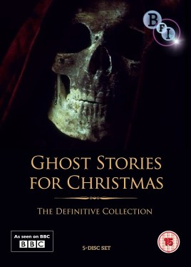 BBC's Ghost Stories for Christmas cover