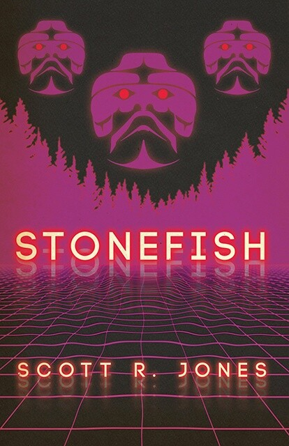 Stonefish book cover