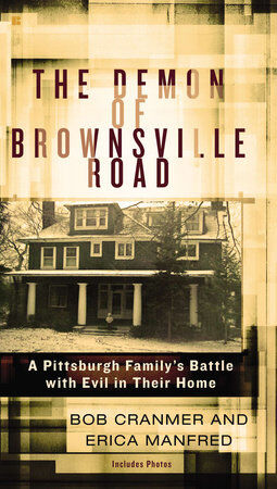 The Demon of Brownsville Road Book Cover