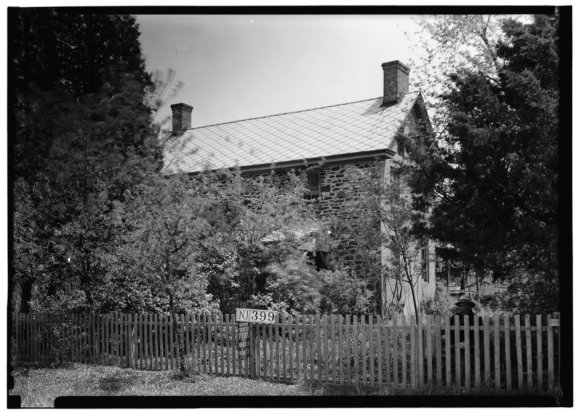 Daniel Leeds House 1600's
