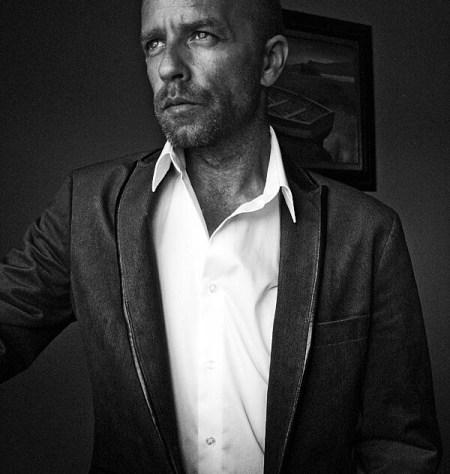 Kealan Patrick Burke author photo