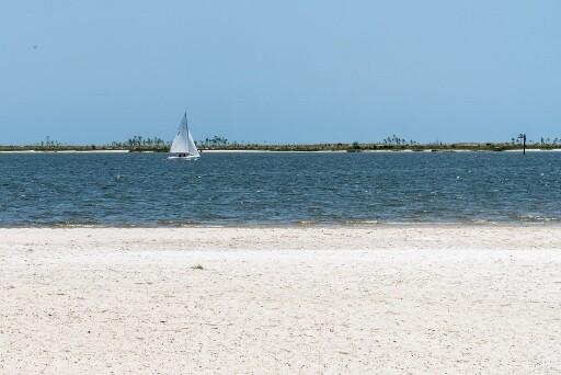 Deer Island Biloxi bay