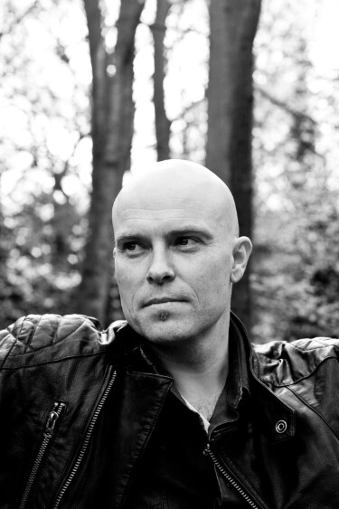 Adam Nevill folk horror author photo