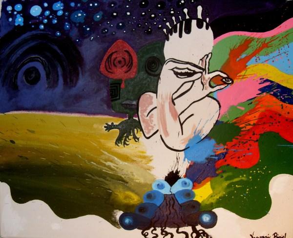 Portrait Of Schizophrenia 2009 Puzzledbydanielk