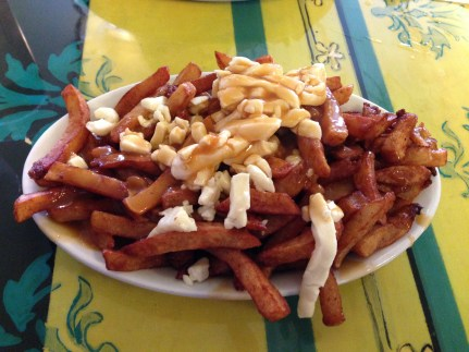 Poutine from La Banquise