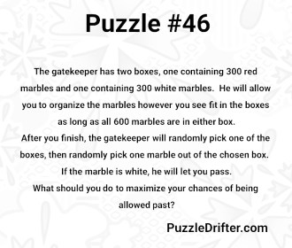 Puzzle #46: Not Truly Original