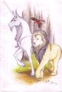 loin-and-unicorn-truth-and-lie-riddle