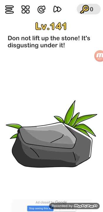 Kunci Jawaban Brain Out Level 136 : kunci, jawaban, brain, level, Brain, Level, Solution, Stone), Puzzle, Master