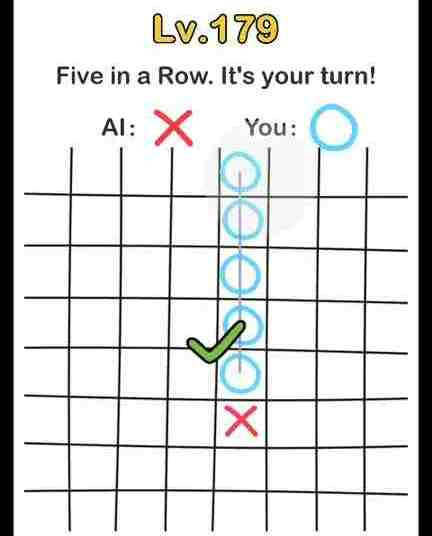 Kunci Jawaban Brain Out Level 175 : kunci, jawaban, brain, level, Brain, Level, Solution, (Five, Turn!), Puzzle, Master