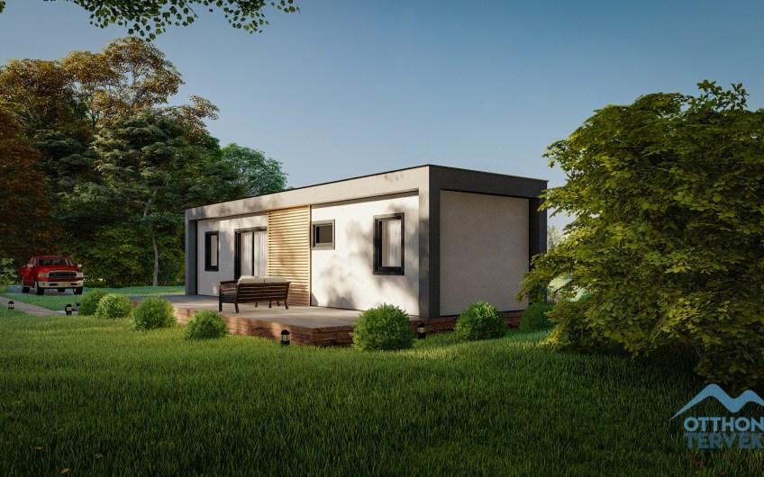 Adria 38 m²-es modul mobilház