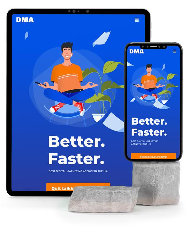 DMA - Digital Marketing Agency Template Kit - 2
