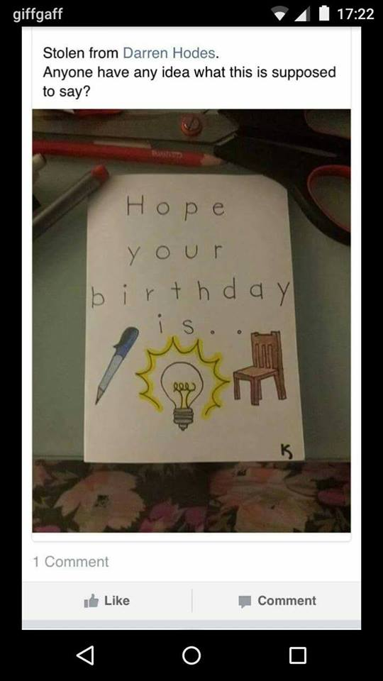 pen_bulb_chair_birthday_message