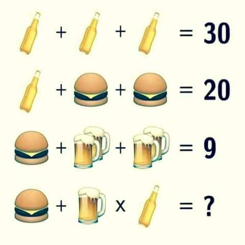 beer_bottle_burger_math_puzzle