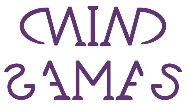 Mind Games Ambigram
