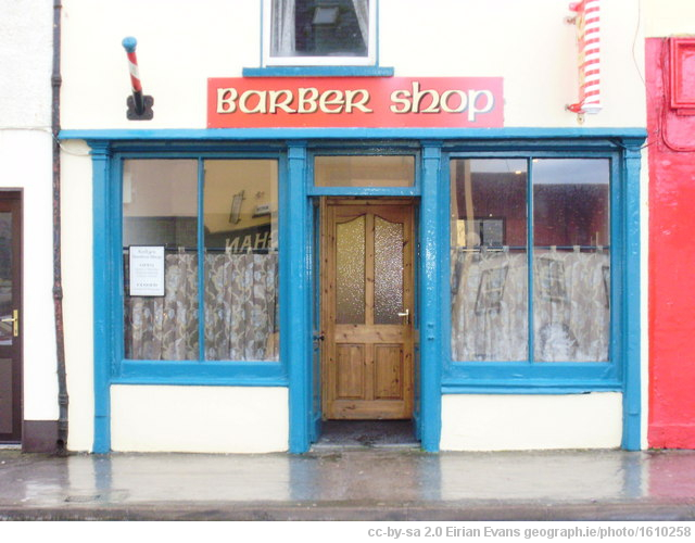 Russells Barber Paradox