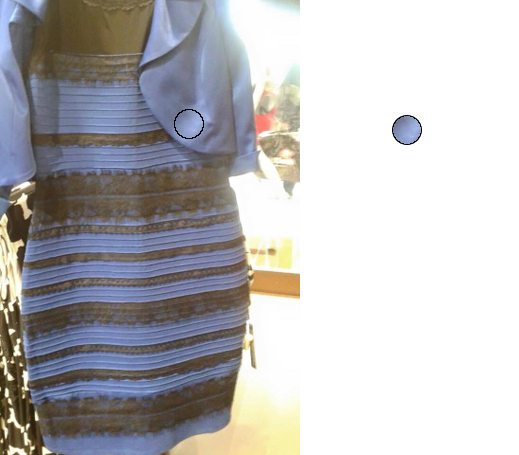 The Dress Illusion Proof