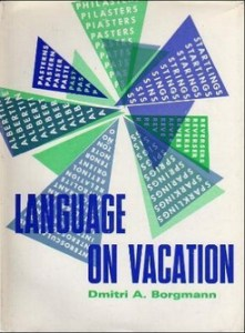 Language On Vacation