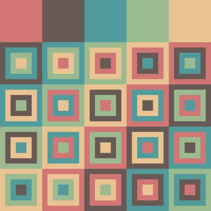 Hyper Graeco Latin Square Order 5
