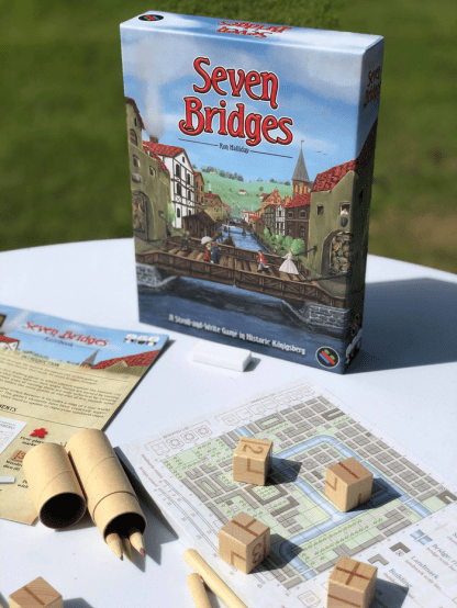 Seven Bridges components