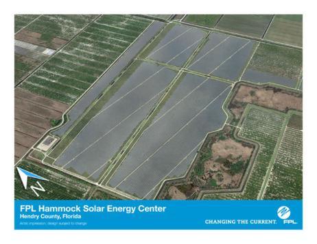 Hammock Solar Energy Center