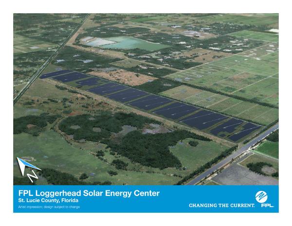 Loggerhead Solar Energy Center