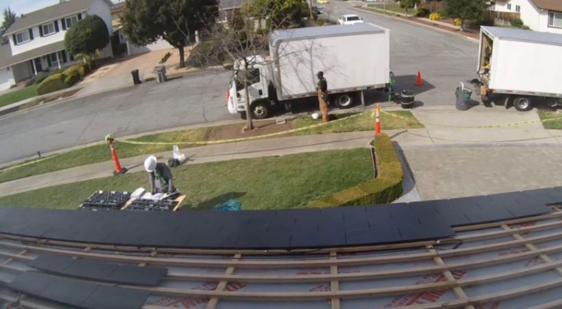 Tesla Solar Roof Installations Appearing In The Wild Pv