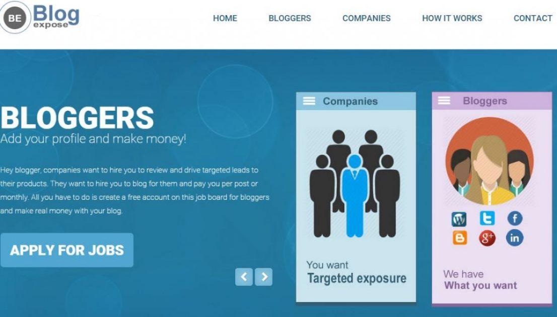 blog expose affiliate share