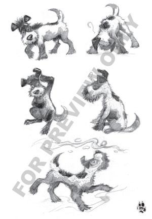 Reginald the Stinky Dog