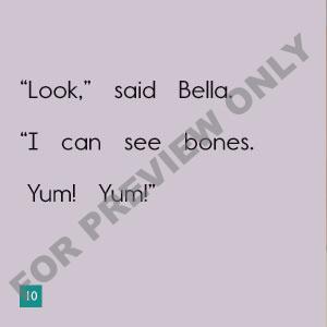 Food for Bella
