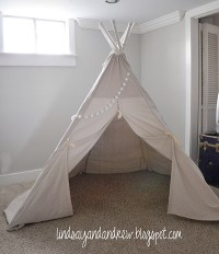 DIY Kids Reading Tents