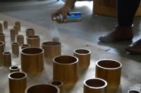 Painting Plastic Pipes - Acpfoto